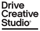 drive creative studio logo